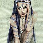 Imlaya by morgansartworld