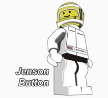Jenson Button by Jonathan Carre