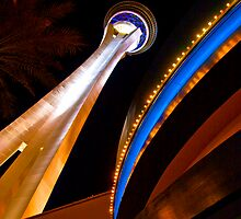 The Stratosphere by photodivaanna