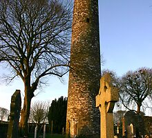Monasterboice Sunkissed  by Martina Fagan