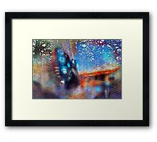 The Butterfly Effect Framed Print