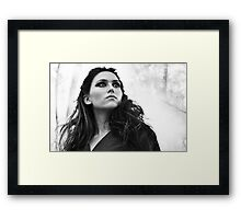 """Seeker of Truth"" Framed Print"