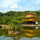 Golden Temple Kyoto Japan by John  Kowalski