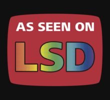 As Seen On LSD by Kobi-LaCroix