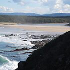 Saltwater National Park NSW by Graham Mewburn