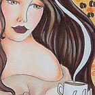 Coffee Girl 2 by Jaymilina