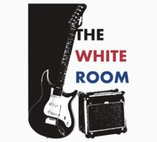 THE WHITE ROOM BAND T-SHIRT  by karmadesigner