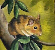 Mouse in Tree by artbysas