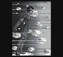 Graphic Novel Image - Robbie Digital enters the information super highway by beyonder
