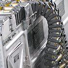 Plane Mounted Machine Gun Detail 3 by LNara
