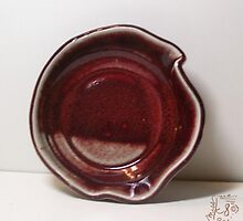 Red Pressed Plate by missk8