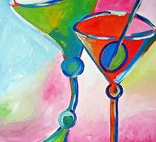 Drunk Martinis by jenniferbirge