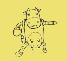 Cow Robot by Adew