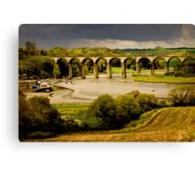 Viaduct Canvas Print