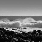 Yallingup Waves, Western Australia by Elaine Teague