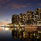 Docklands by Julia Sian