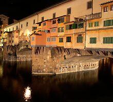 Ponte Vecchio: Night of the Coypu by Laura Cameron