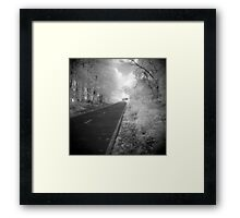 Road to Irlightenment Framed Print