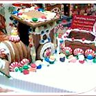 GINGERBREAD TRAIN by Wanona  Reavis