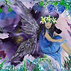 The Faerie Realm - The Encaustic Fairy Paintings of Maria Louise Moore by Maria Louise Moore