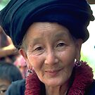 Mien tribe grandmother by John Spies