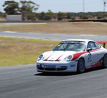 Porsche 996 GT3 Cup by Farid