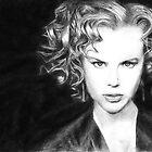 Nicole Kidman by Richie Francis