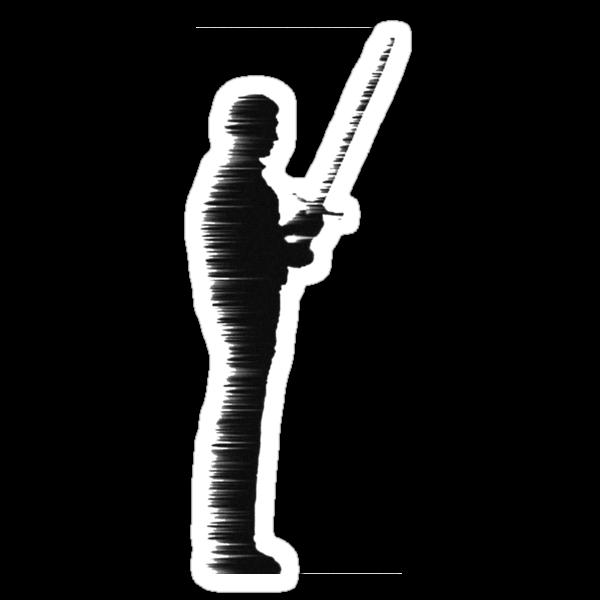 The Swordsman by Darren Stein