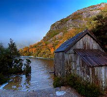 The Boatshed by Garth Smith