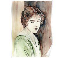 Lady Elizabeth Bowes Lyon - Queen Mother Poster
