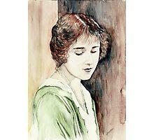 Lady Elizabeth Bowes Lyon - Queen Mother Photographic Print