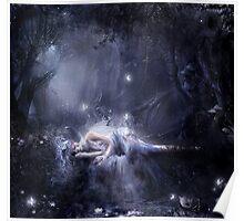 Moonlight fairy Poster