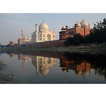 Taj Mahal, India Photographic Print