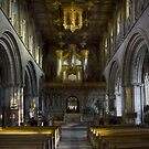 St Davids Cathedral  by lightmonger