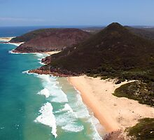 Zenith Beach by Tony Waite