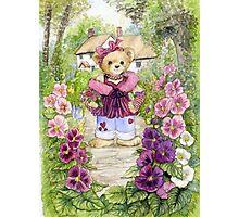 Tweeny Teddy #2 Photographic Print