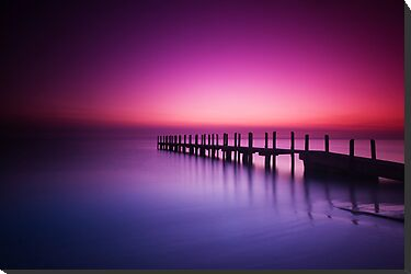 Quindalup Dawn II by Paul Pichugin
