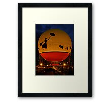 Come Fly With Me !!! Framed Print