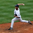 Mariano Rivera, New York Yankees by John Schneider