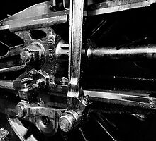 Steam Engine 03 by Alan E Taylor