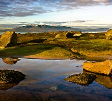 North beach ardrossan, Scotland by Paul Messenger