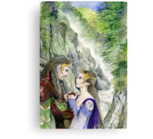 The Look of Love Canvas Print