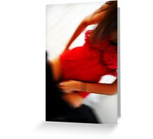 """""""Spontaneous Delight"""" Greeting Card"""