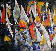 Night Sails by Reynaldo