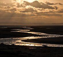 Sundown..... by Max Blinkhorn