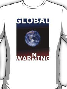 Global warming (TS) T-Shirt