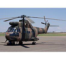 Sud Aviation Aerospatiale SA-330H Puma Helicopter Photographic Print