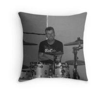 2008 SJF - Chris Throw Pillow