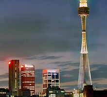 Centrepoint Tower -Sydney by Anthony Davey