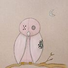 Owl by Nicole Tattersall